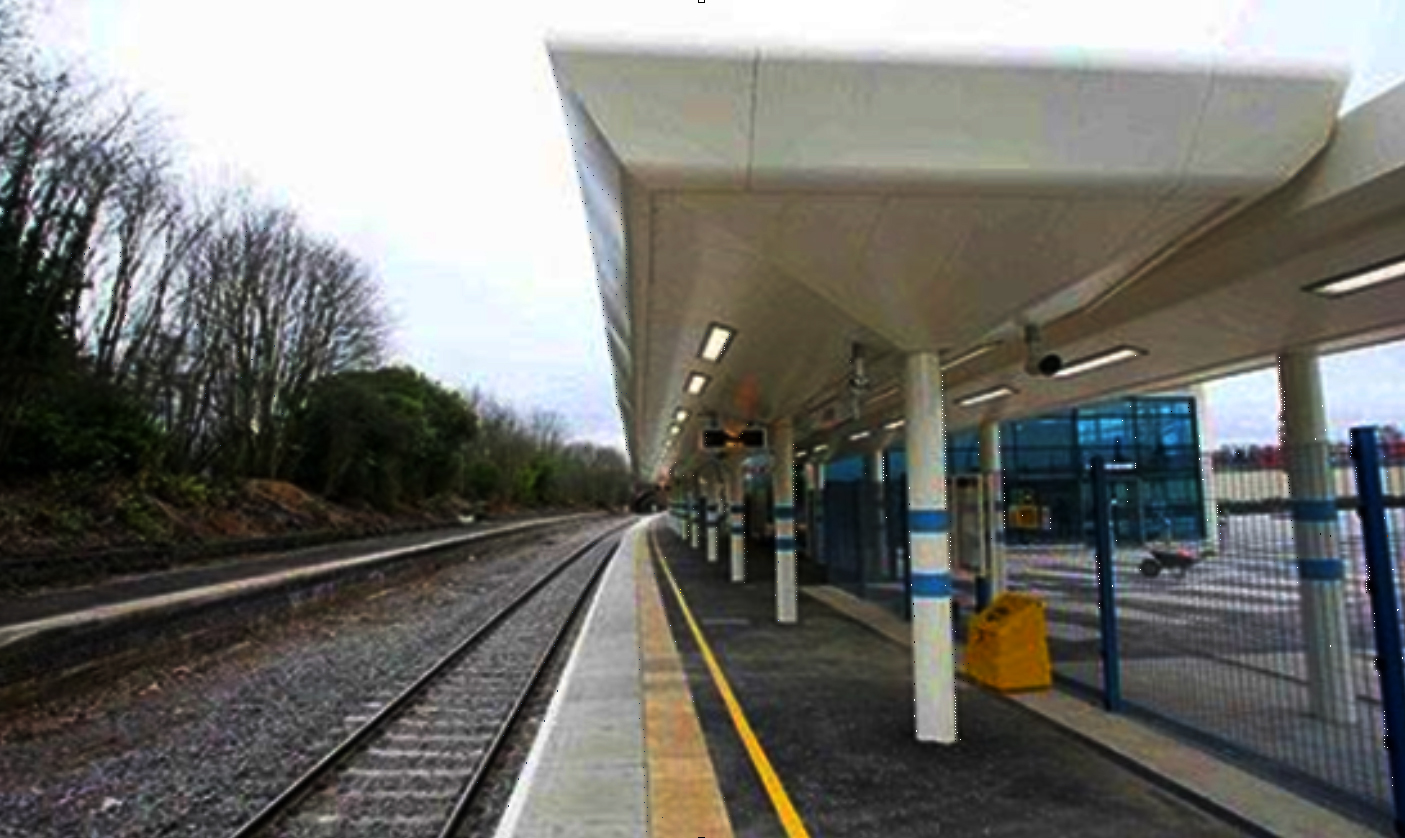 FES - Corby Rail Station